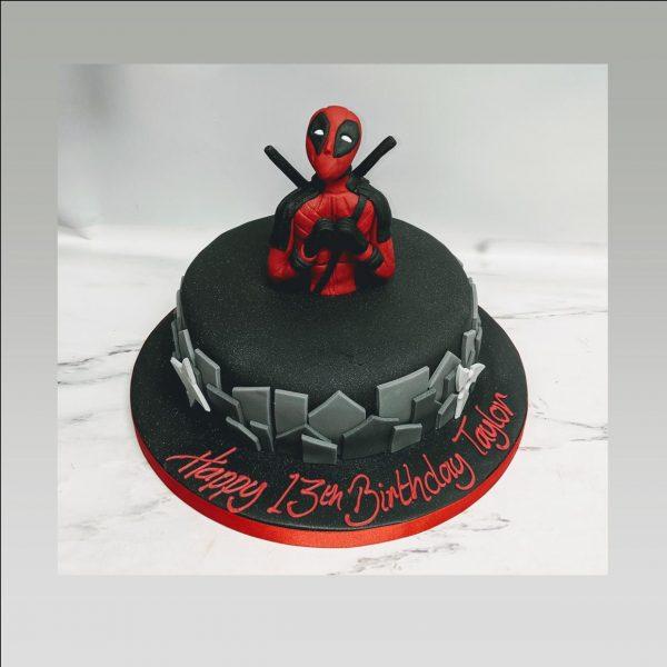 dead pool cake