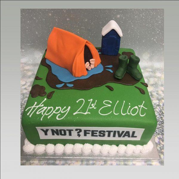 festival cake|glastonbury cake|redding cake