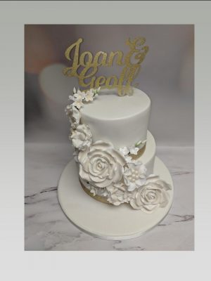 Engagement & Anniversary Cakes
