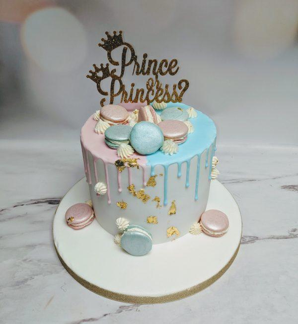 baby reveal cake|baby shower cake|gender cake
