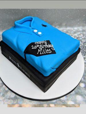 Ralph Lauren cake
