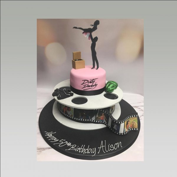 Dirty Dancing Cake | Dream Cakes