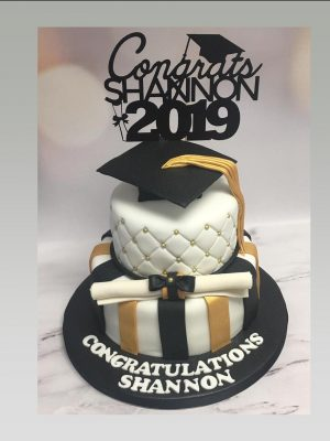 graduation cake|cake topper