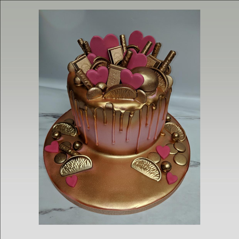 drip cake|chocolate cake