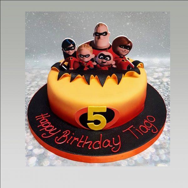 incredibles cake|birthday cake birmingham|dream cake