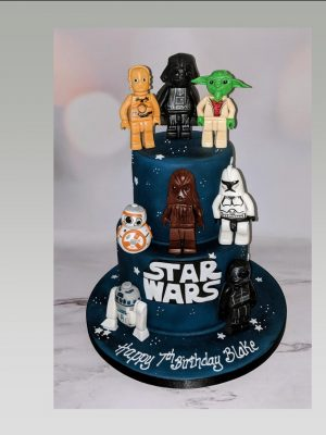 lego cake|star wars cake|birthday cake