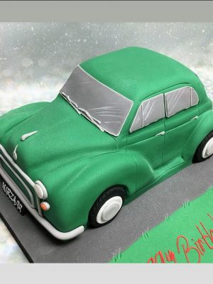 car cake/beetle cake/ vw cake