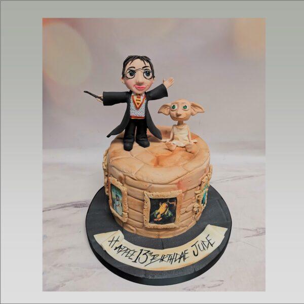 harry potter cake birmingham,dobby cake
